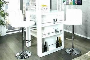 Table Cuisine Avec Rangement : table haute avec rangement pour cuisine maison et mobilier ~ Melissatoandfro.com Idées de Décoration