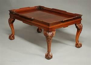 antiques atlas mahogany tray top coffee table with With antique tray top coffee table