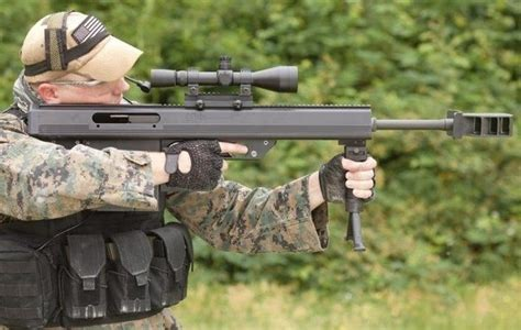 Bmg Gun does an assault rifle with the 50 bmg cartridge exist quora