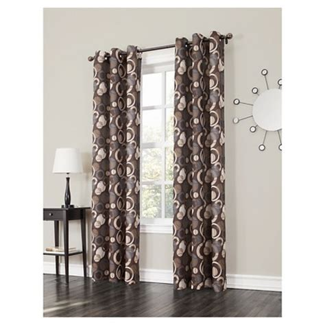 Target Blue Grommet Curtains by No 918 Jupiter Casual Grommet Curtain Panel Target