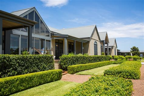 Traditional Country Home by Custom Homes Valley Australian Colonial Style Homes