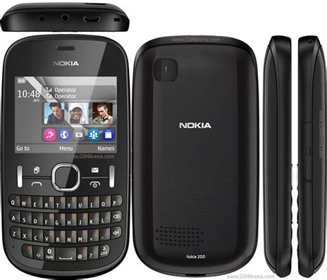nokia asha  pictures official