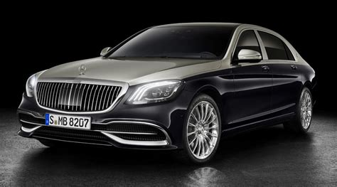 2019 Mercedes-maybach Specs, Price, Photos & Review