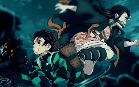 demon slayer kimetsu  yaiba windows  theme themepackme