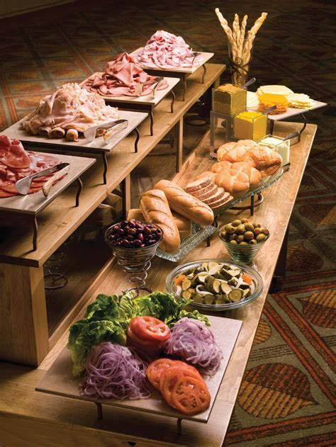 Image Result For Lunch Buffet Setup And Displays