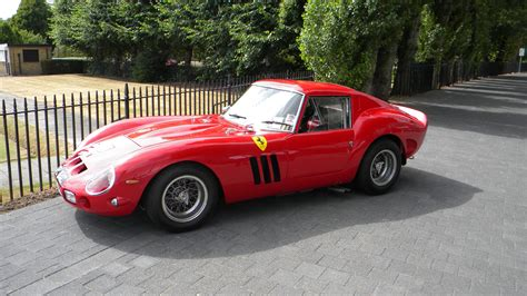 Gto 250 For Sale by 250 Gto Evocazione Up For Sale At Brooklands