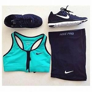 Nike Pro Bra Zip Front Sport Turquoise/Black/Black [7r51y6i7529] - $40.50  Fashion clothes|kid ...