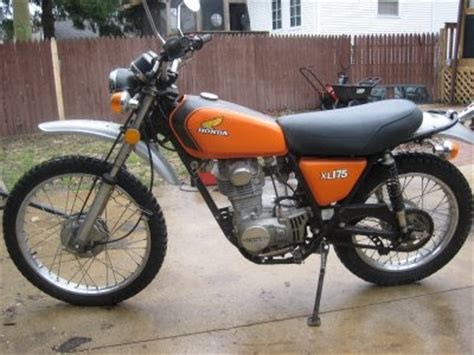 1973 Honda Xl175 Wiring Diagram For A by Honda Xl175 And Xl175k1 Motorcycle Wiring Diagram All
