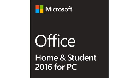 microsoft microsoft office 2016 home and student for