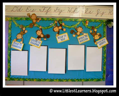 Jungle Safari Themed Classroom  Ideas & Printable