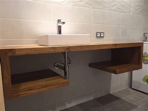 cuisines biarritz plan travail salle de bain teck palzon com