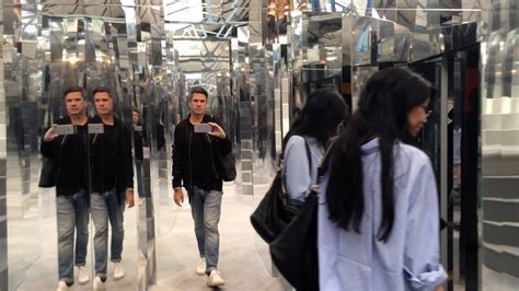 mirror maze peckham es devlin chanel id youtube