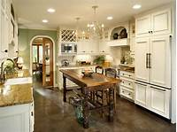 french country kitchen cabinets French Country Kitchen Makeover | Bonnie Pressley | HGTV