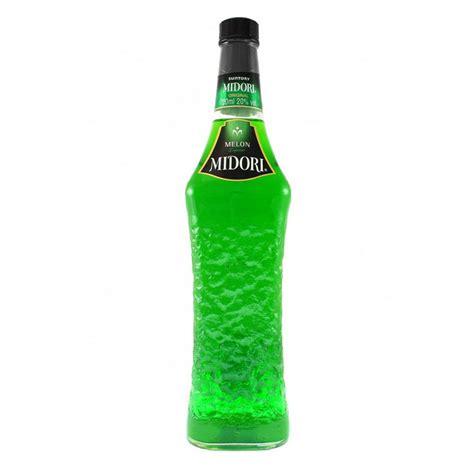 midori liquor midori melon liqueur