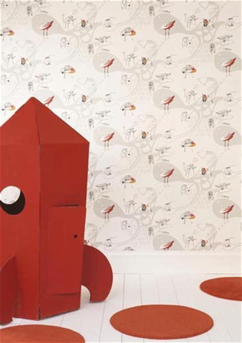 colle 224 papier peint esprit cabane idees creatives et