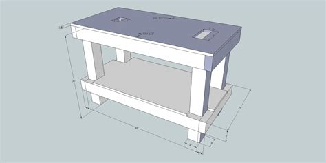 portable table saw stand plans free download homemade table saw plans plans free