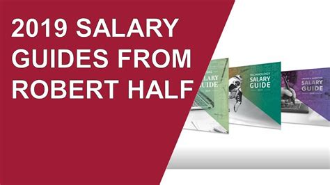 Robert Half Salary Guide 2020 - pdfshare