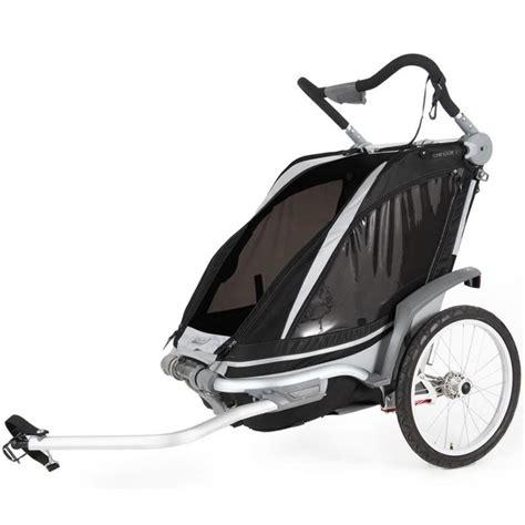 comparatif siège auto bébé remorque pour enfant thule chariot chinook boéquipement