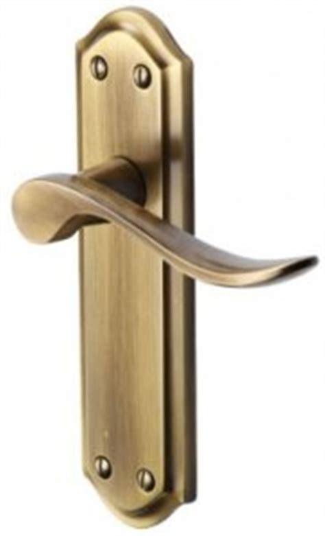 baldwin antique brass door handles