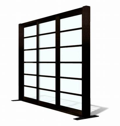 Partition Standing Partitions Feet Divider Dividers Shoji