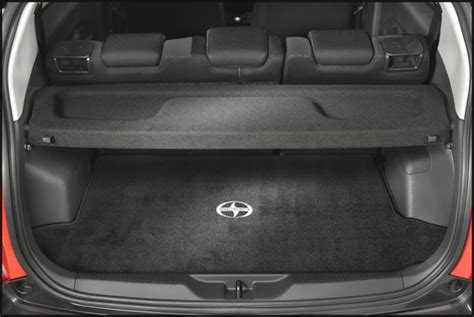 scion xd cargo cover rear cargo cover complete kit