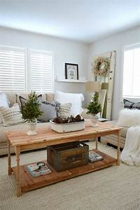 Cozy, Cottage, Farmhouse, Winter, Decorating, Ideas