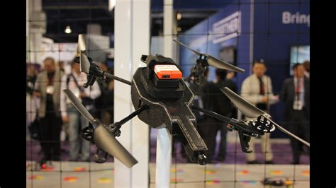 ces  parrot ardrone  synchronized flight demo youtube