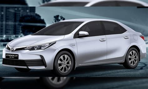 corolla  gli mt price  pakistan specifications