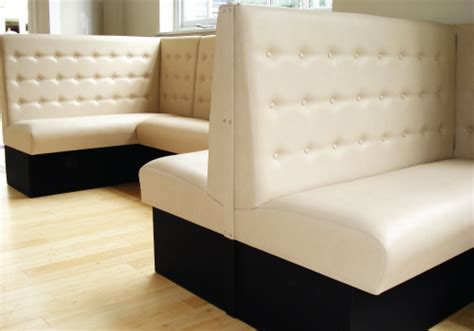 Banquette Seating & Fixed Seating