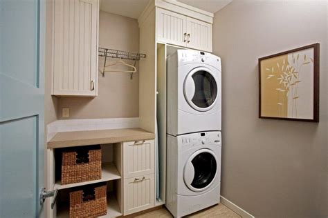 small laundry room storage cabinets small laundry room ideas stackable washer dryer laundry
