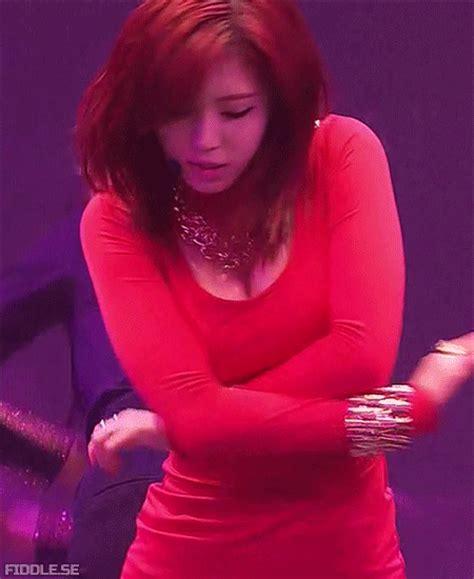 [secret]hyosung ~ kpop hot and sexiness