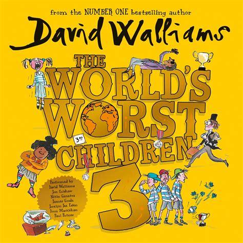 worlds worst children  audiobook  david walliams