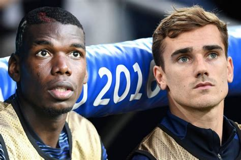 Paul pogba pulled the trigger on the goal of his life today as a fabulous world cup got the final it deserved. Griezmann tells Pogba of Man Utd transfer talks with Zidane