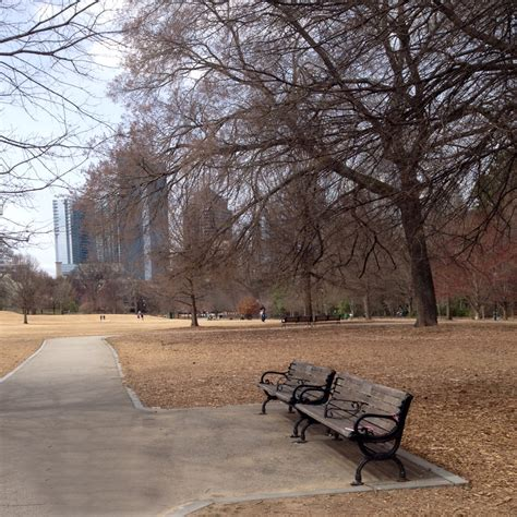 park bench atlanta piedmont park midtown 1 00 pm 7 00 pm bench diary