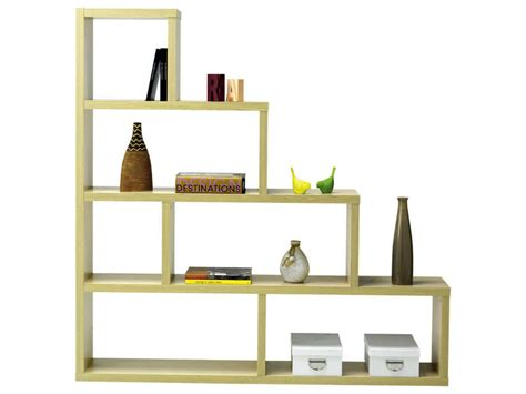 h et h canapé séparation zoe coloris acacia vente de bibliothèque et vitrine conforama