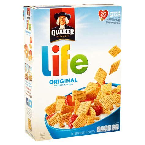 2 quaker multigrain cereal original oz box walmart