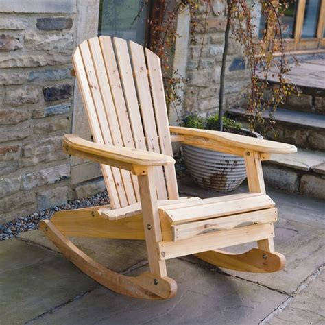 17 best ideas about wooden rocking chairs on