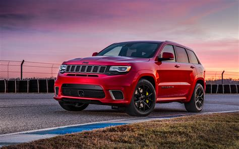 Jeep Grand 4k Wallpapers by 2018 Jeep Grand Trackhawk Wallpapers Hd