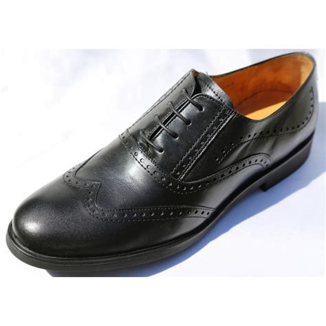 chaussures de cuisine homme chaussure homme de ville cuir noir