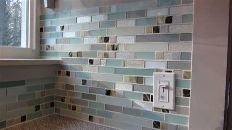 backsplash ideas for kitchen teal aqua and stainless tile backsplash susan jablon