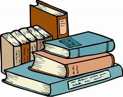 Clipart Shelf Books Library Clip Cliparts Bookcase