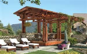 Timber Pergola Designs