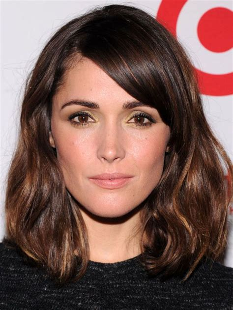 rose byrne face shape 25 best ideas about oval face bangs on pinterest bangs