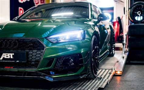 Audi Rs5 4k Wallpapers by Wallpaper Audi Rs 5 R Coupe Abt Sportsline 4k