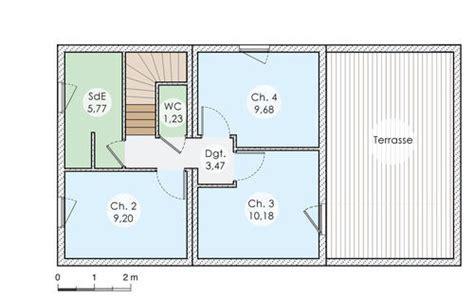 modeles cuisines maison en bois modulaire dé du plan de maison en