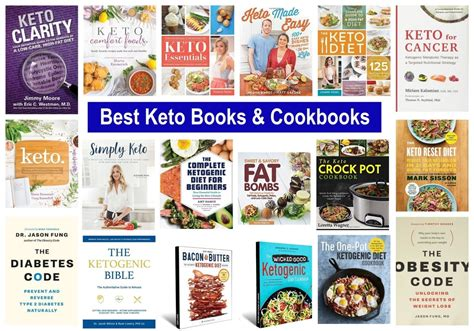 ketogenic diet books  cookbooks