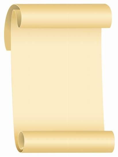 Scroll Clipart Clip Law Blank Yopriceville Clipartandscrap