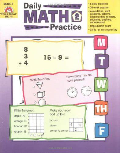 Daily Math Practice, Grade 2  11street Malaysia Children