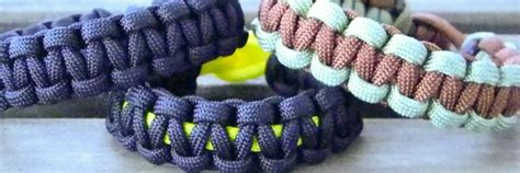 color paracord bracelet instructions