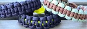 2 Color Paracord Bracelet Instructions